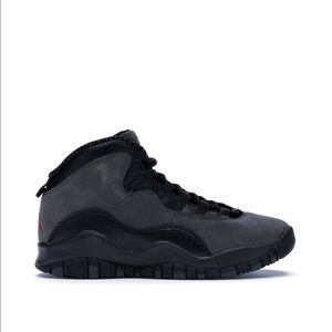 "▪️Air Jordan 10 Retro ""Shadow"" 2018 (GS)"